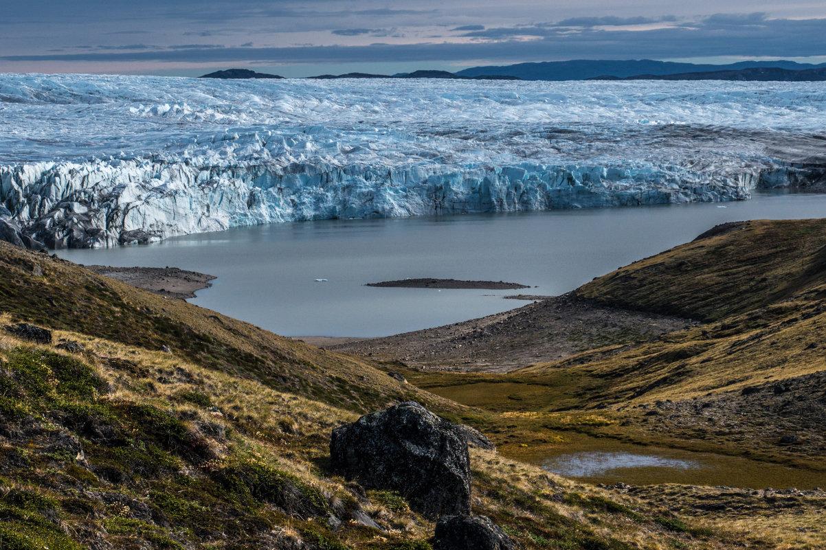 ледник Айс Пойнт 666 (Ice Point) - Георгий