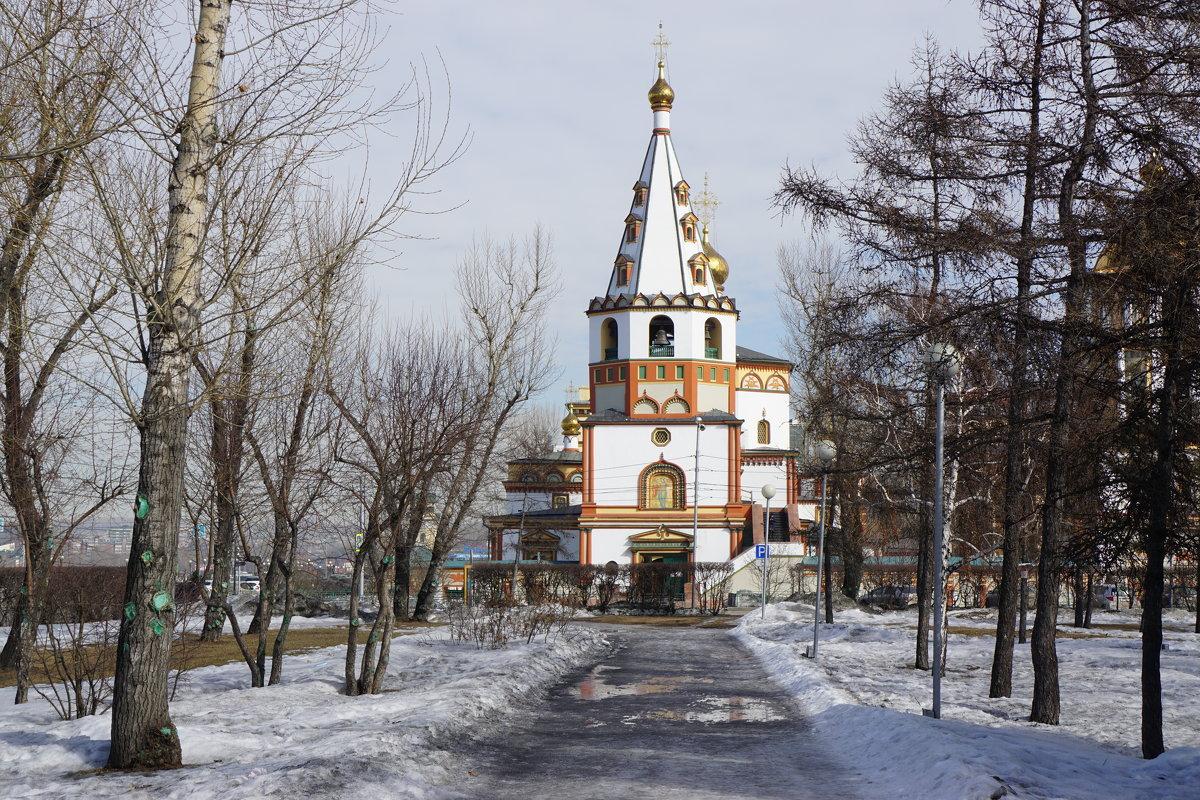 Собор Богоявления - Nikolay Svetin