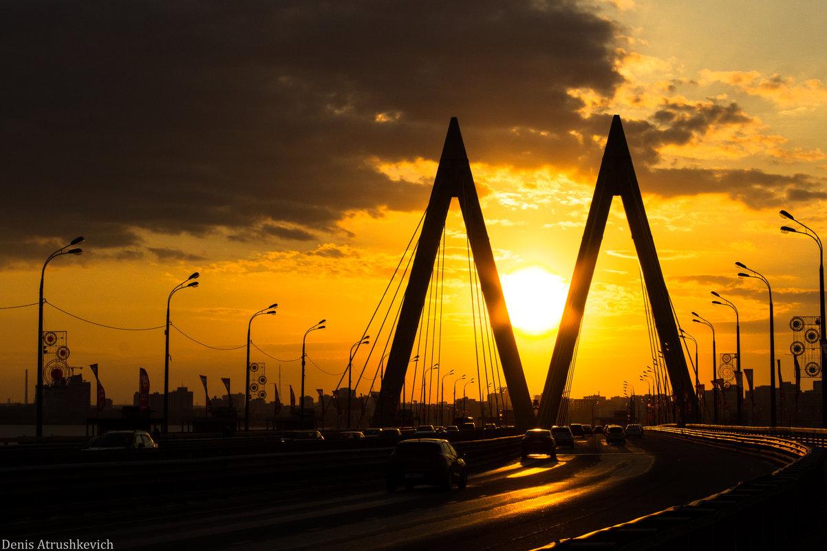 Мост Миллениум - Денис Атрушкевич