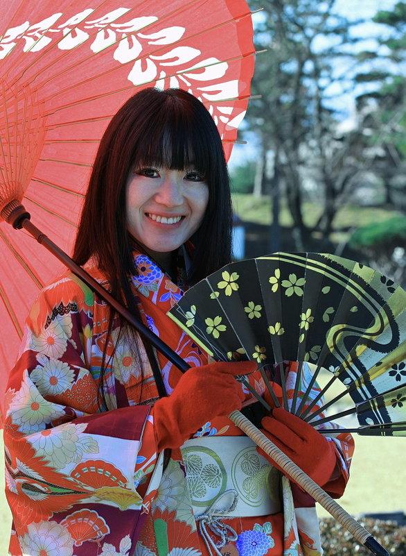 Красавица из Мацумото - Евгений Печенин