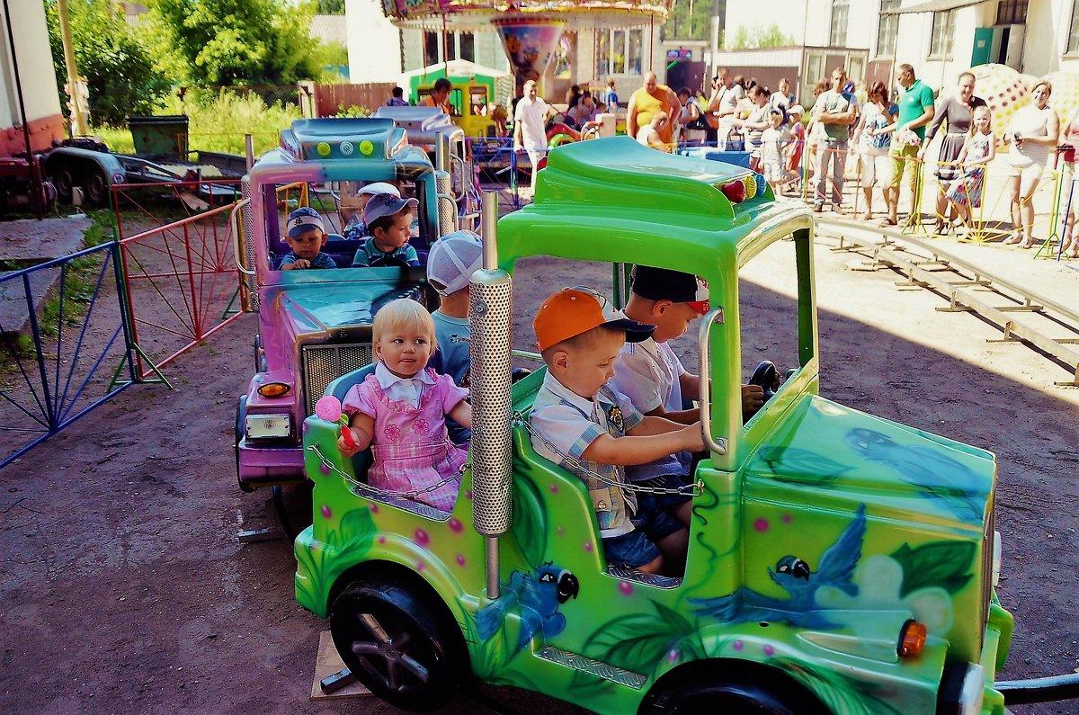 Детское счастье... - Sergey Gordoff