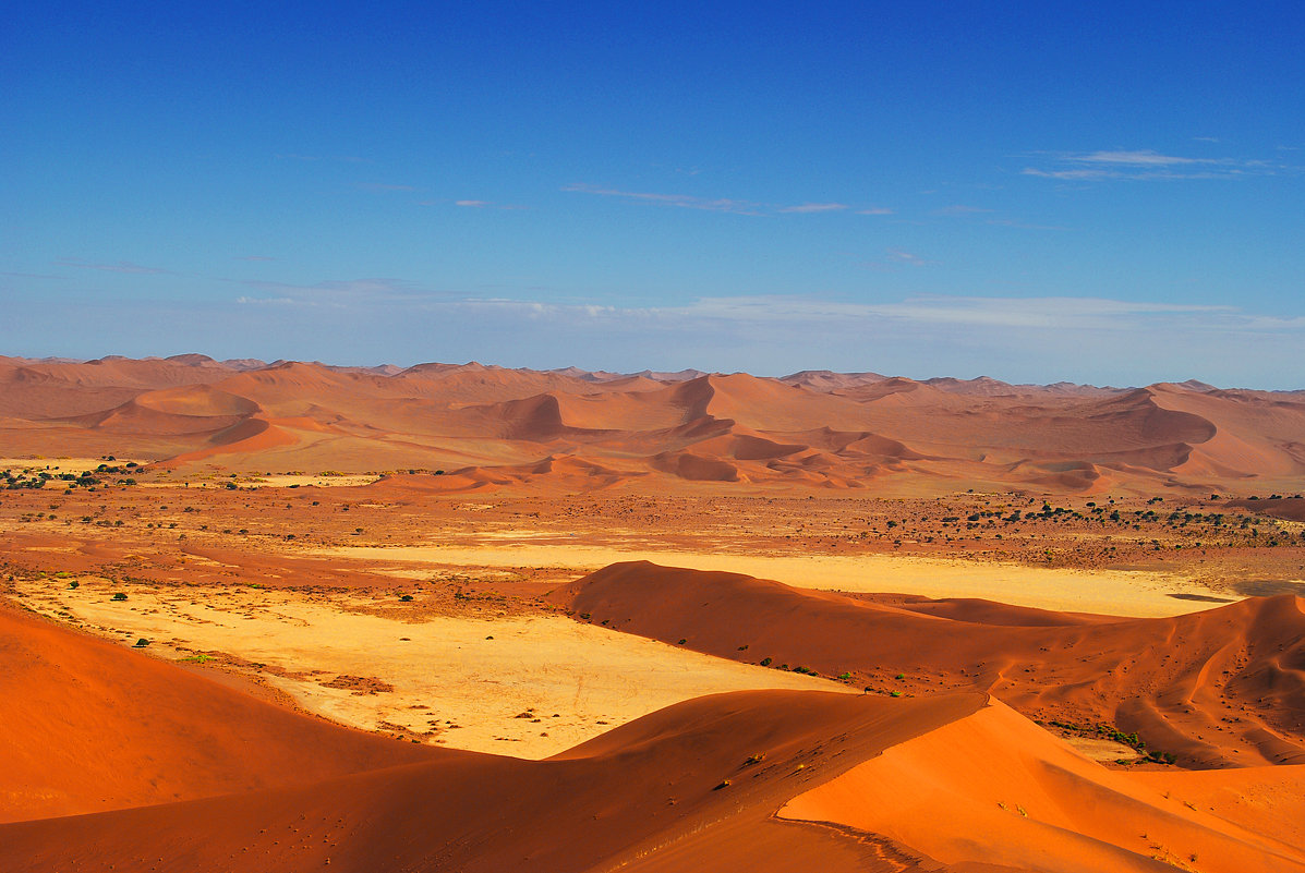 Пустыня Намиб - Jakob Gardok
