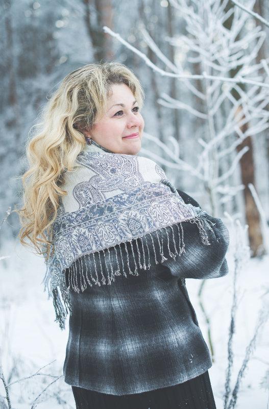 Настенька - Толеронок Анна
