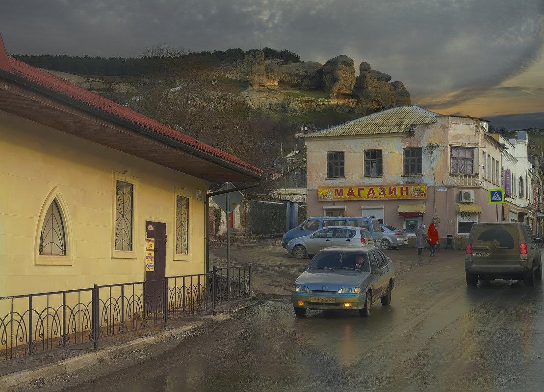 Про один провинциальный городок который когда-то был столицей - BD Колесников