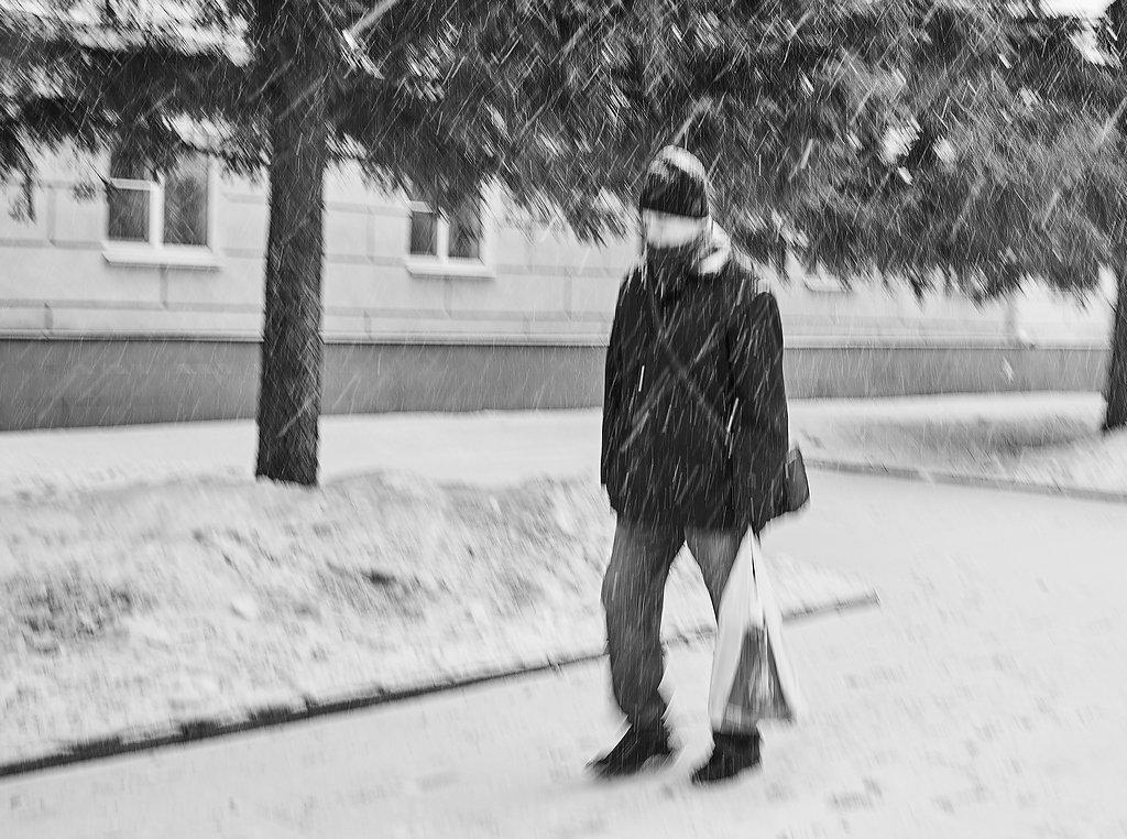 Мартовский снег - Наталья Новикова