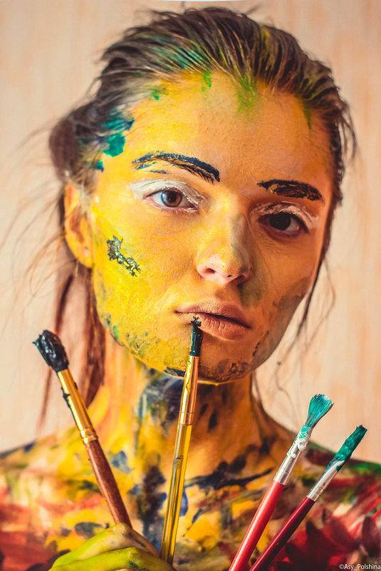 Краски - Анастасия