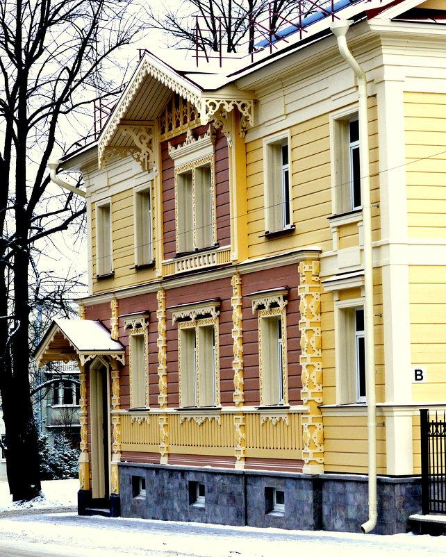 Дом Монигетти 3 - Сергей