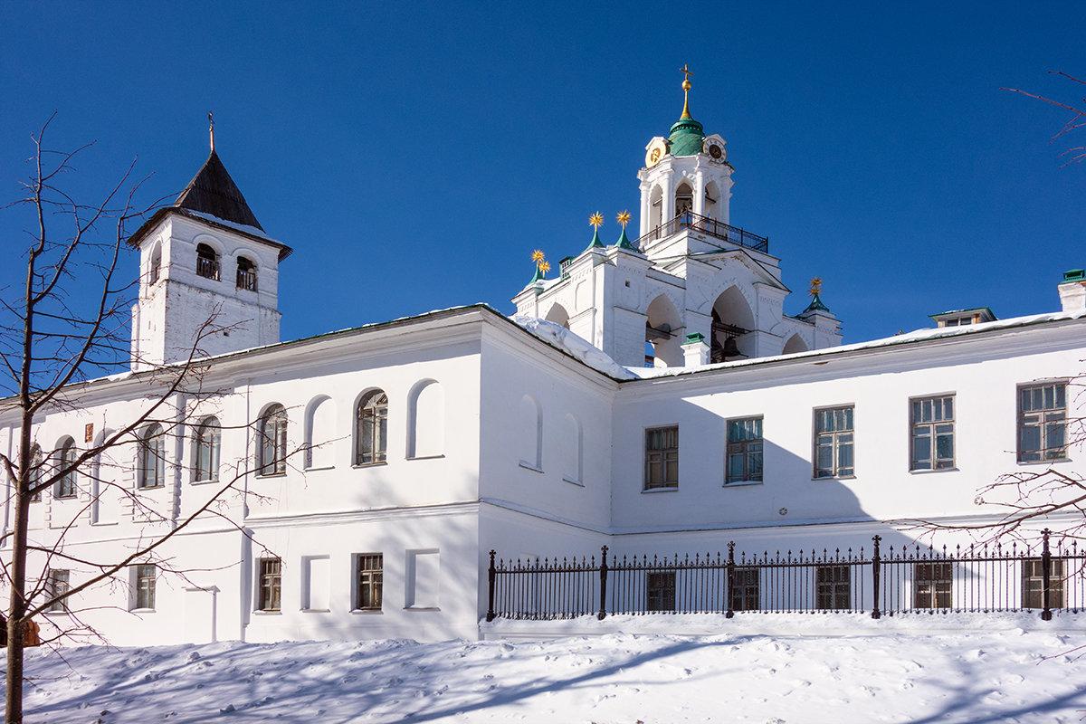 Звонница Спасо-Преображенского монастыря - Андрей Шаронов