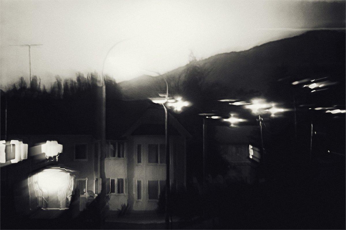 И снова в городке тихий вечер... - Вера Катан