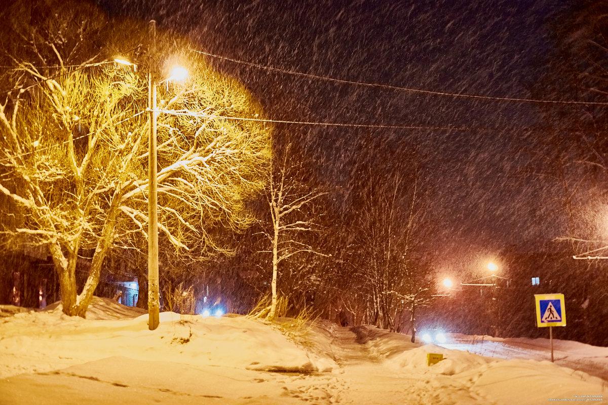 Весенний снегопад - Владислав Левашов