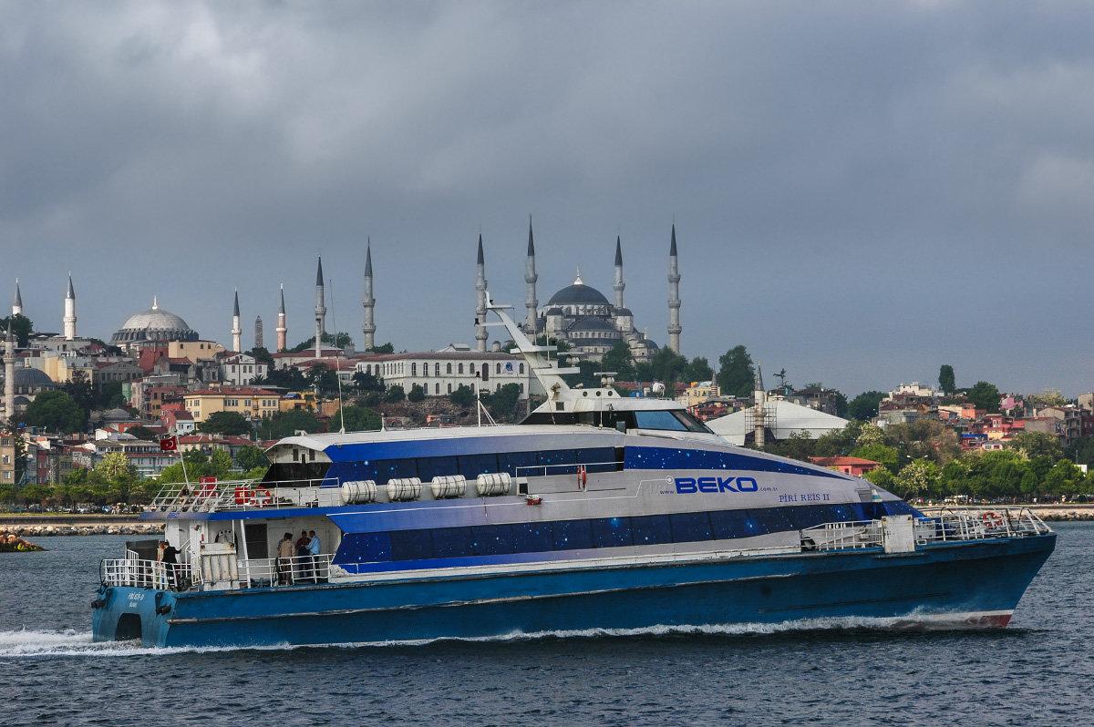 Istambul... - Аnatoly Gaponenko