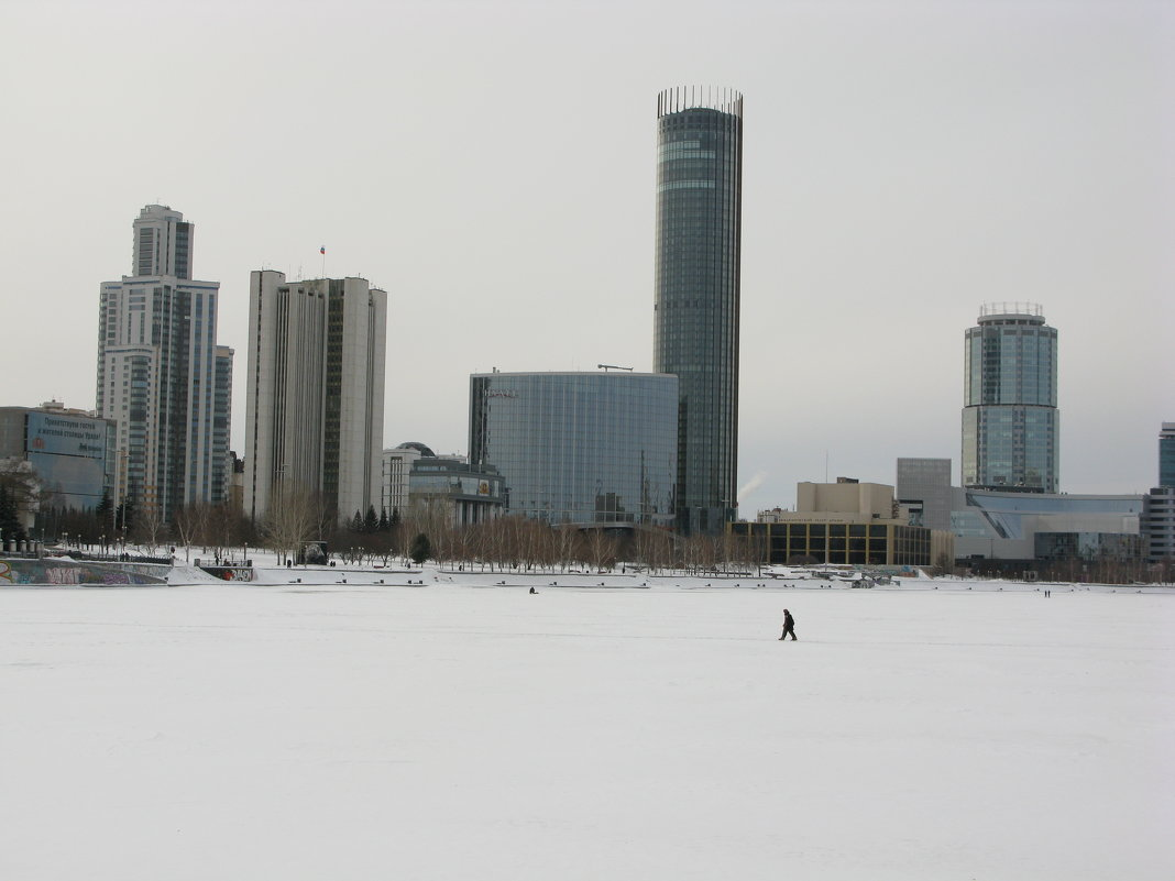 Екатеринбург сити - Алексей Поляков