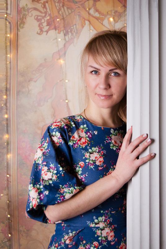 Елена - Екатерина Рябова