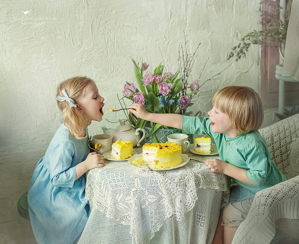 весна - Ольга Шеломенцева