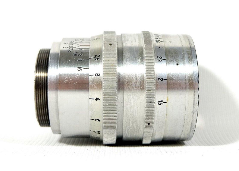 Biotar Carl Zeiss Jena 1:1,5 f=7,5 см Т 1941 года выпуска.№2759858 - Виталий Виницкий