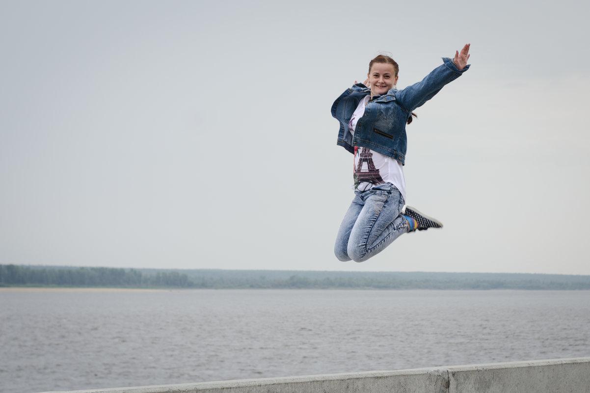 Обские просторы - Екатерина Рябова