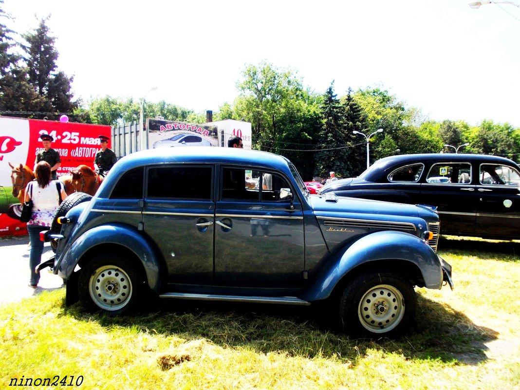 Retro motor show - 2014 в Ростове-на Дону... - Нина Бутко