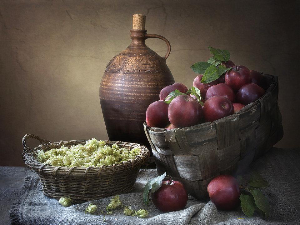 Хмельные яблоки - Ирина Приходько