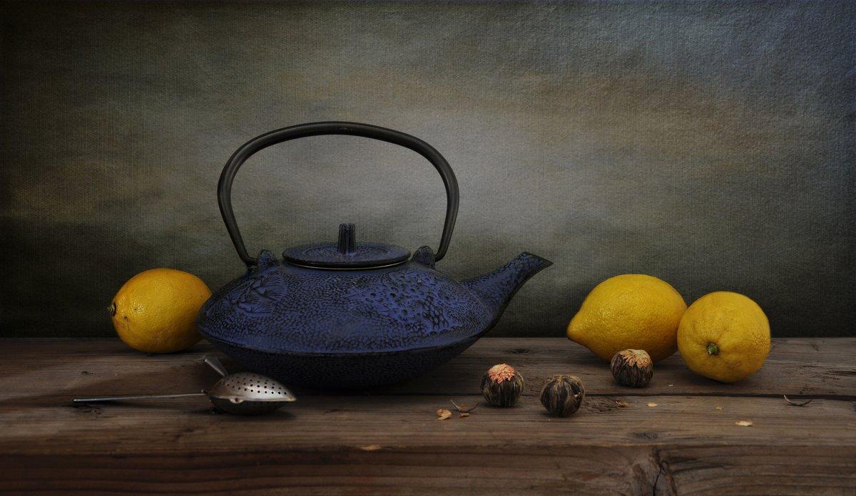 Чай с лимоном - Марина Орлова