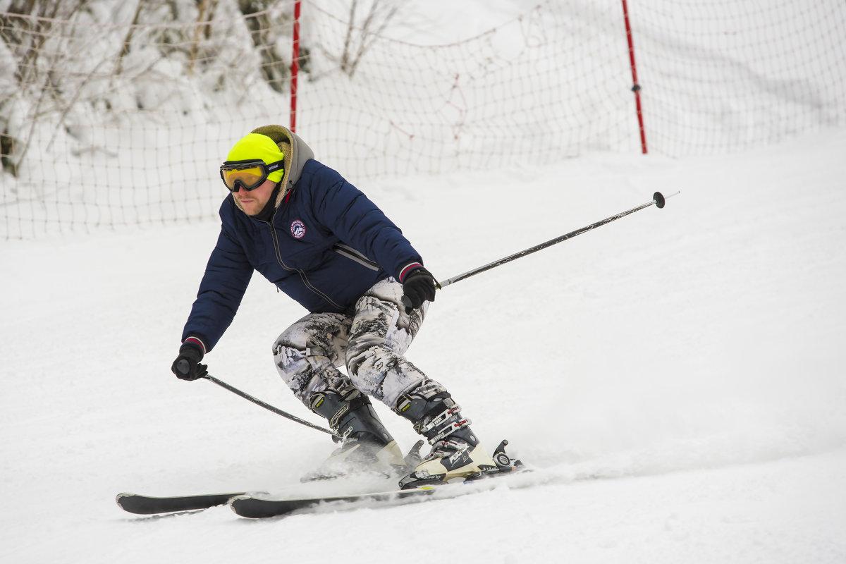 Лыжи - Валерий Шурмиль