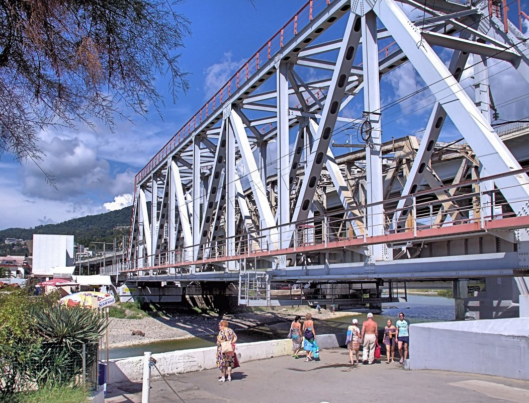 Река - Евгений Верзилин