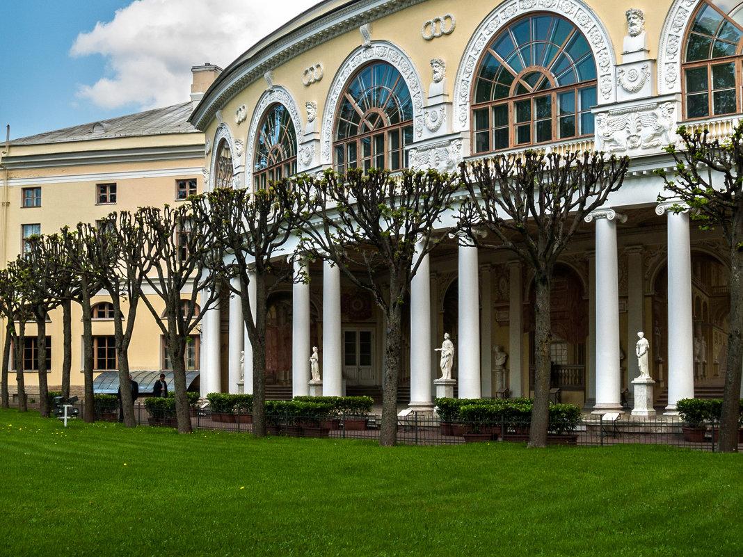 Павловский дворец, г.Павловск, Санкт-Петербург - Елена Кириллова