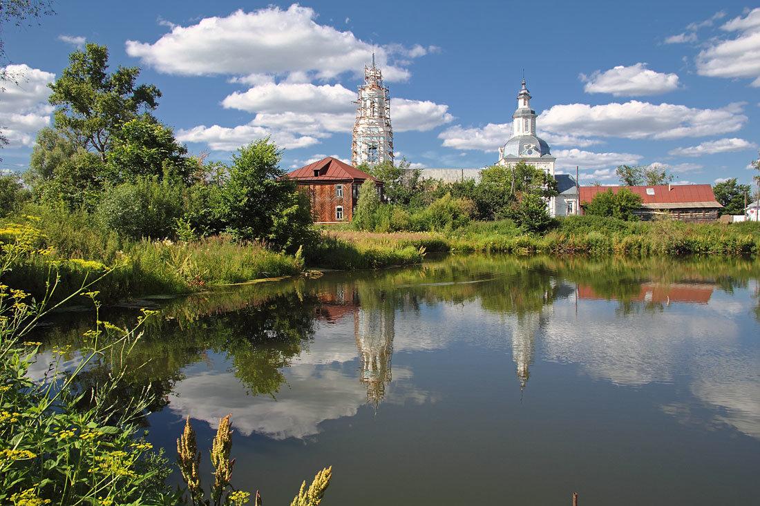 У озера. Петровское. Кировская область - MILAV V
