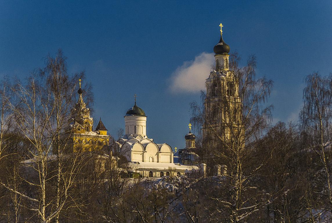 Женский монастырь - Сергей Цветков