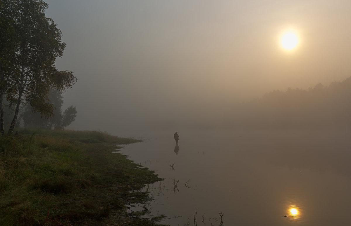 Рыбалка в тумане - Анатолий Иргл