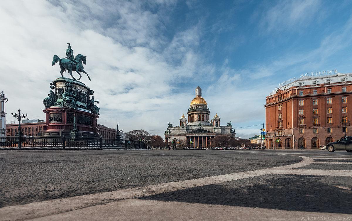 Исаакиевская площадь - Алексей Шуманов