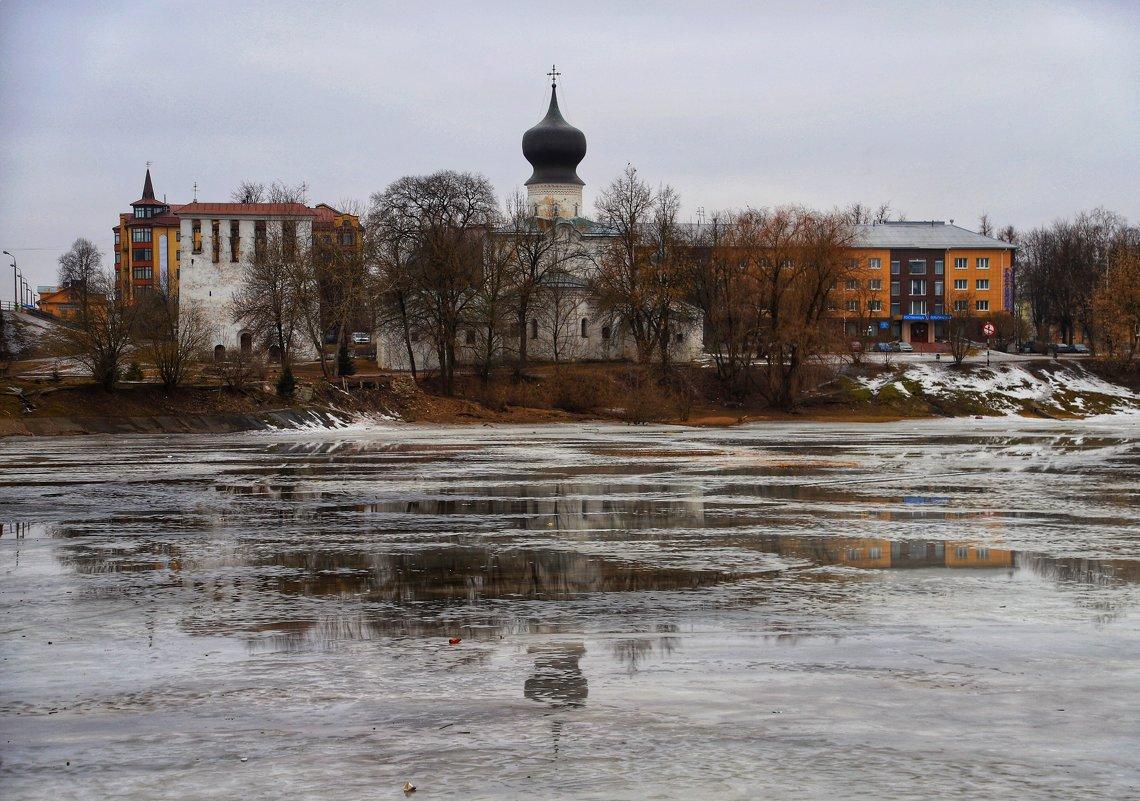 Великая река - Алексей Поляков