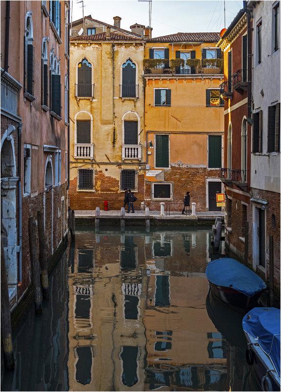 Непарадная Венеция... - Виктор Льготин