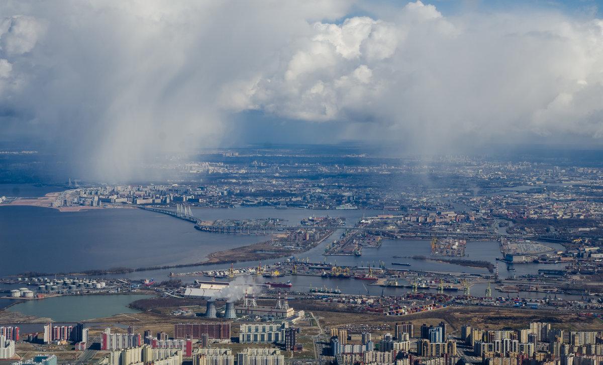 Над Питером облачно - Павел © Смирнов