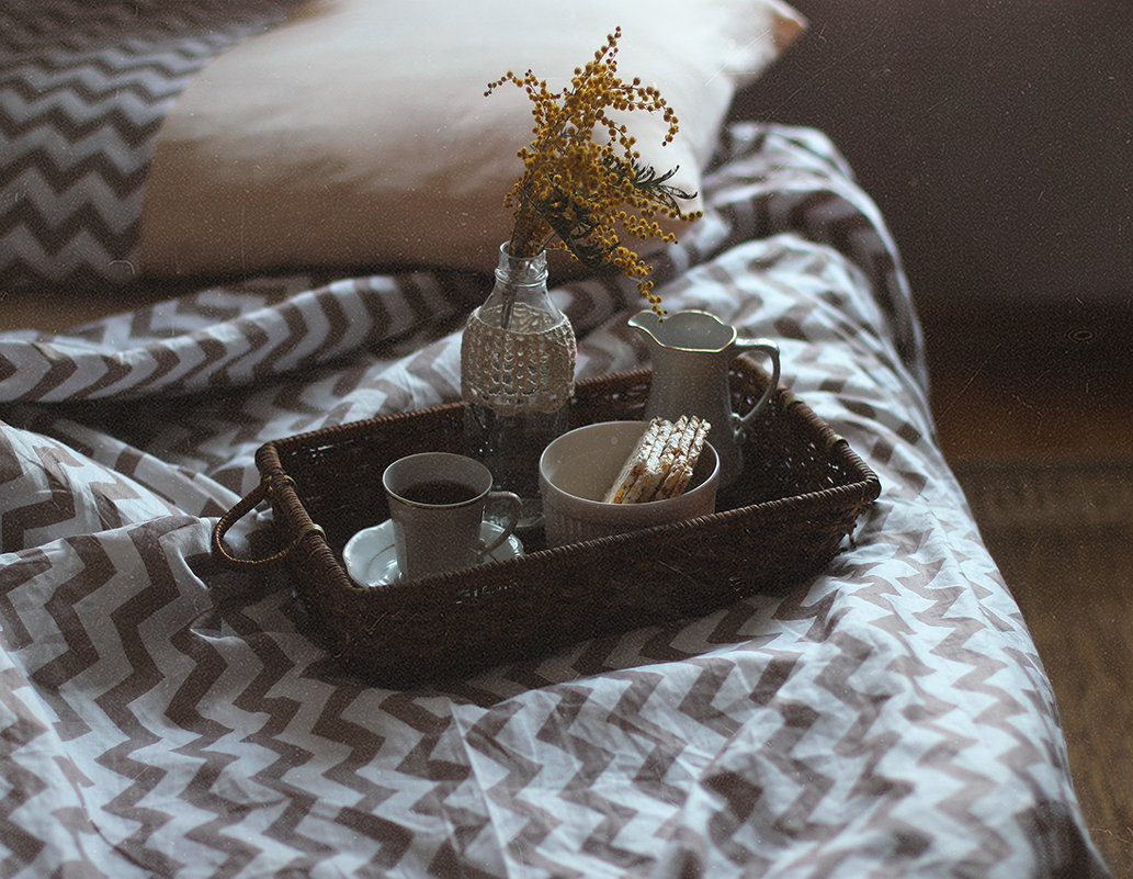 Разбуди меня чашкой кофе.... - Liliya