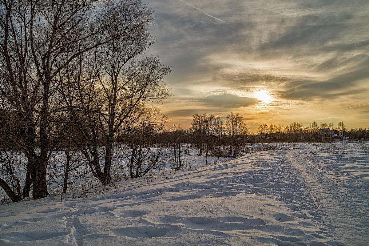 Мартовский вечер 2 - Андрей Дворников