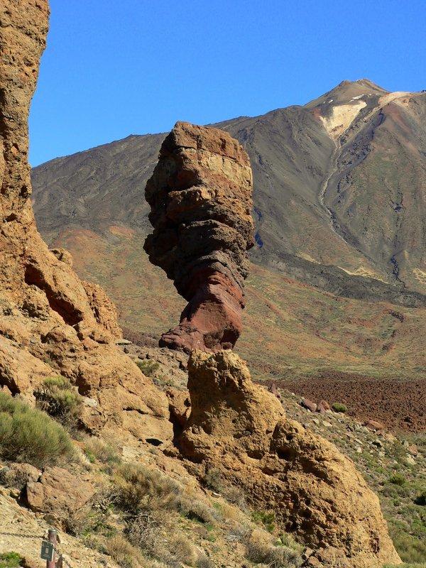 Вулкан Тайде - vitper per