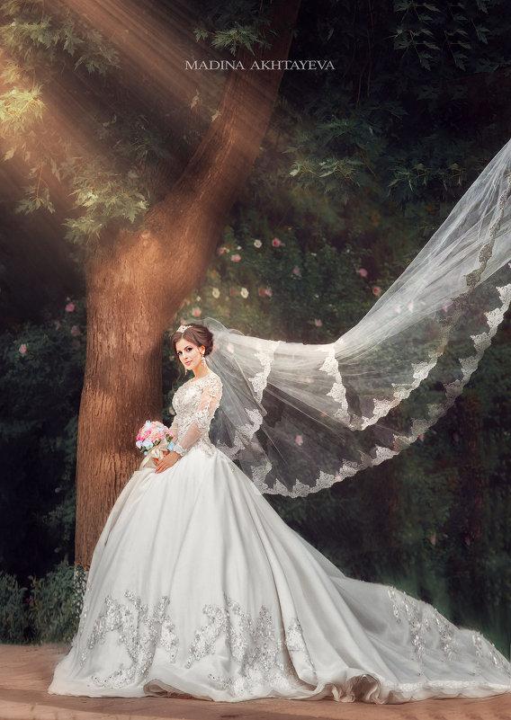 Невеста - Мадина Ахтаева
