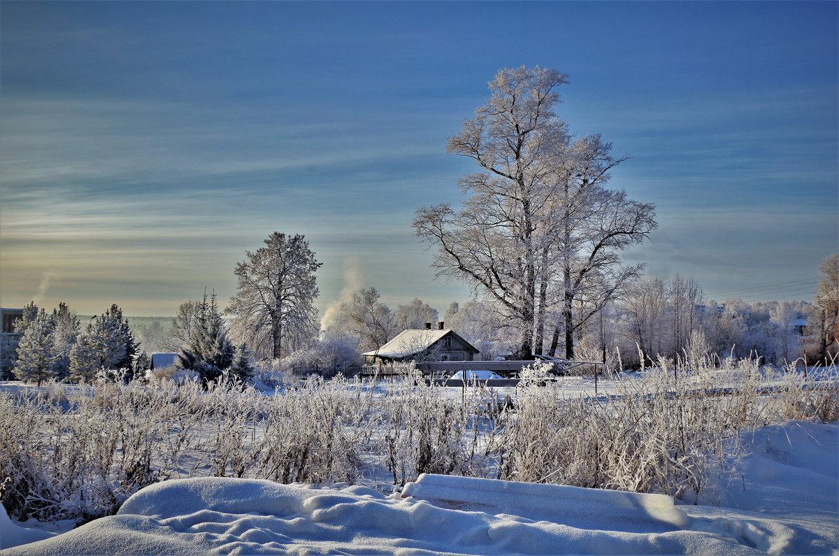 Зима в Молочном - Валерий Талашов