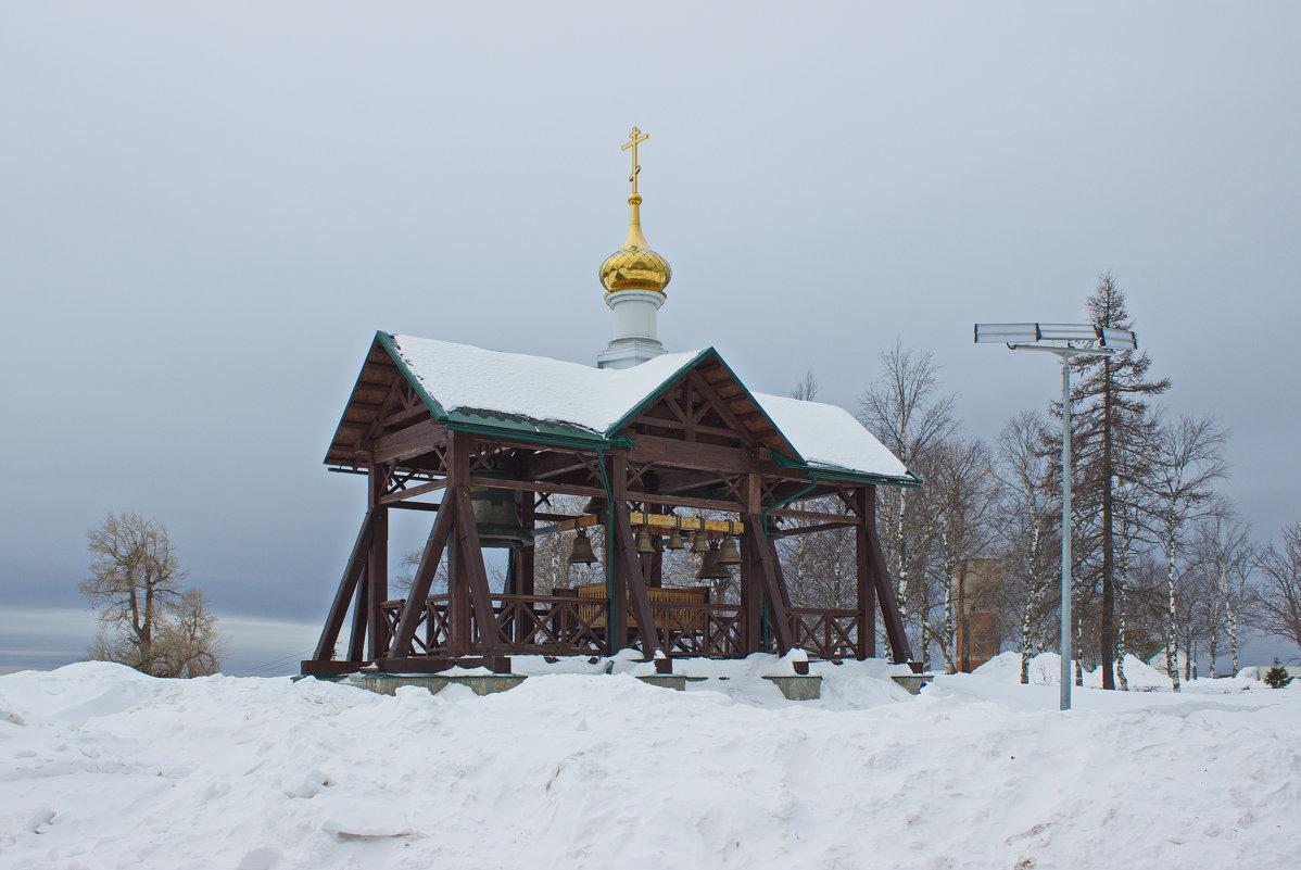 Звонница собора - val-isaew2010 Валерий Исаев