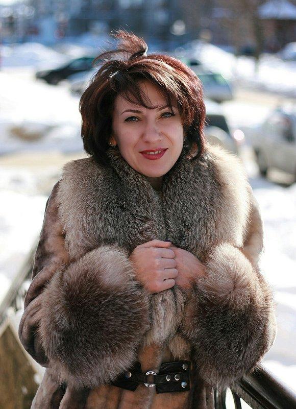 Зимняя вишня - Ирина Лесиканич