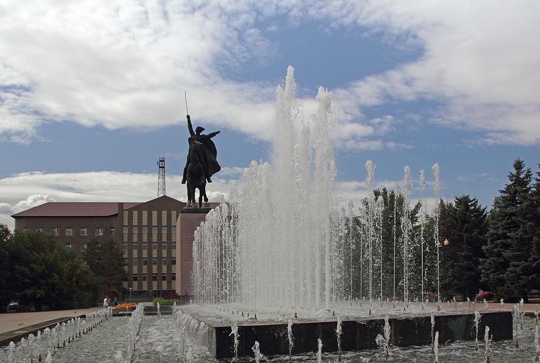 Чапаев в Уральске - MILAV V