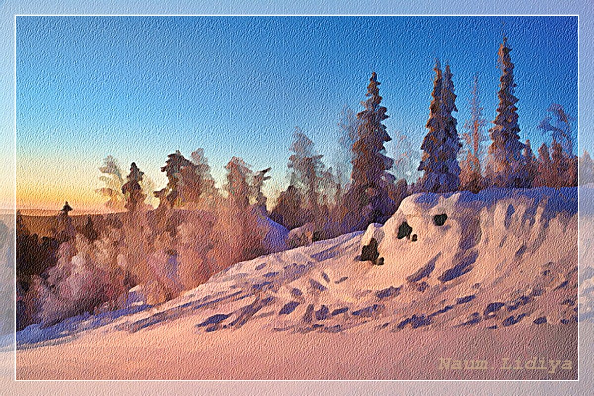 Зима - Лидия (naum.lidiya)