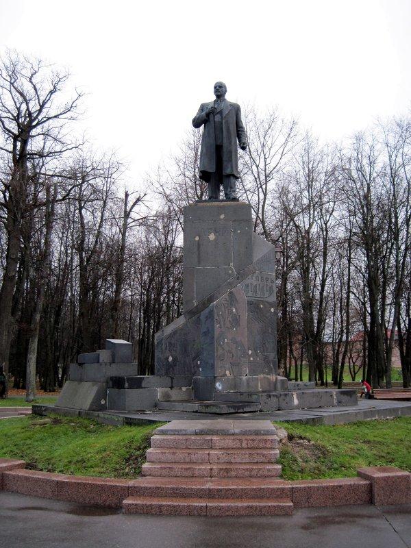 Новгород. Памятник Ленину. - Ирина ***
