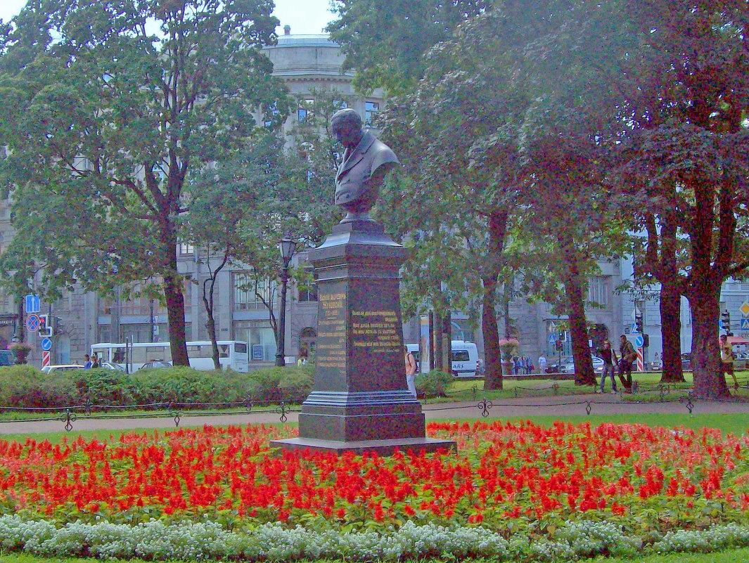 Александровский сад. Жуковский - alemigun