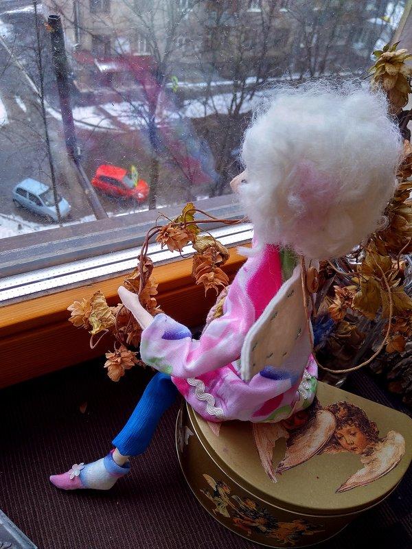 А за окном то дождь, то снег... - Ирина Сивовол