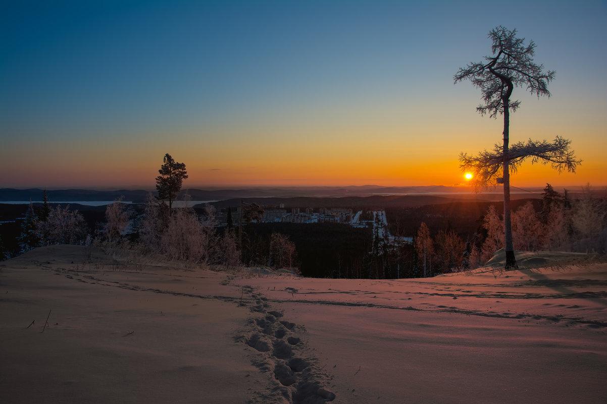 Утренняя тропинка - vladimir Bormotov
