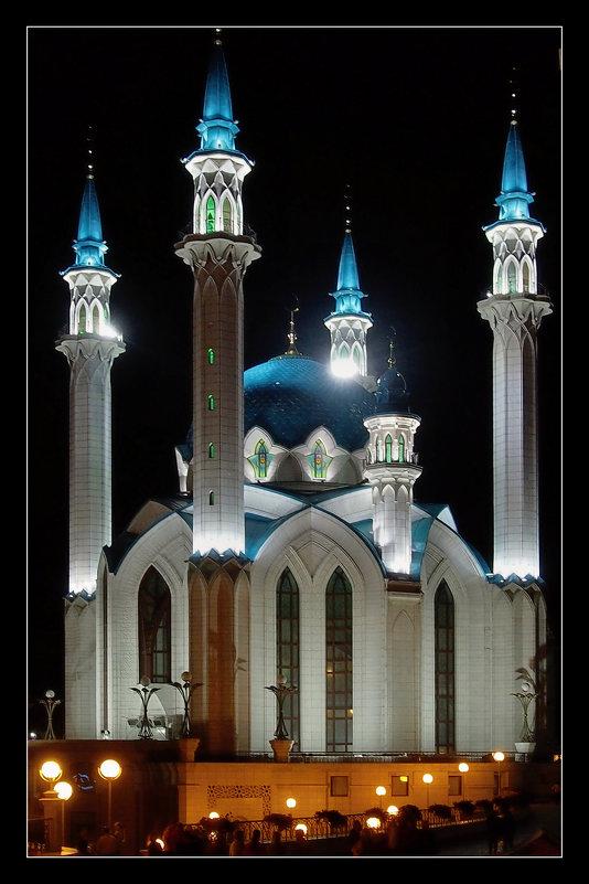 Мечеть Кул Шариф г. Казань - Николай Филимонов