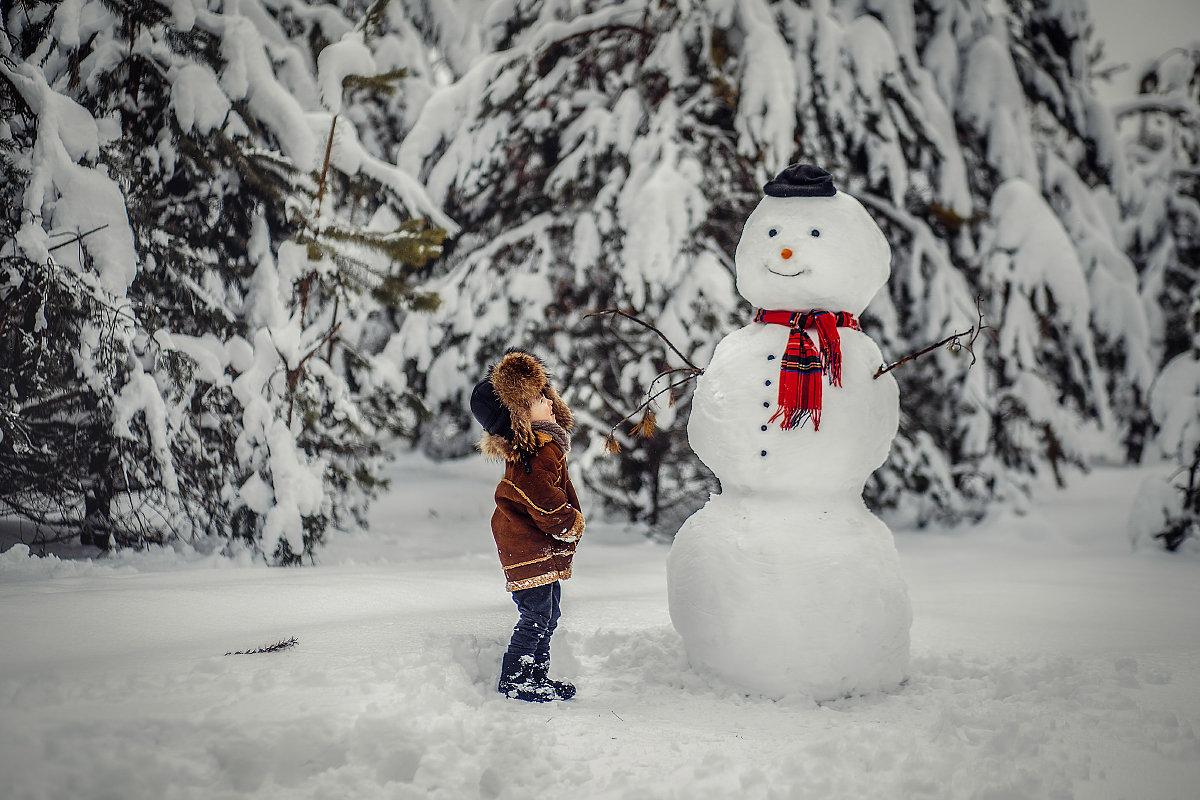 Снежный друг - Юлия Зубкова