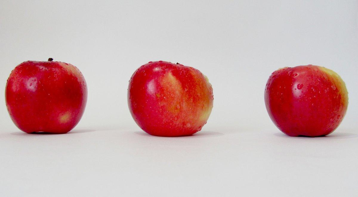 Яблоки - Лидия Суюрова