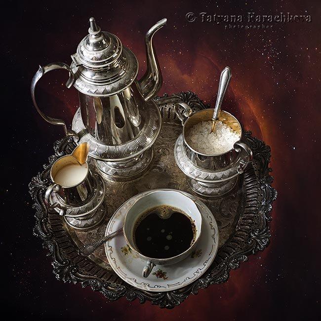 Кофейный гламур - 3 - Татьяна Карачкова